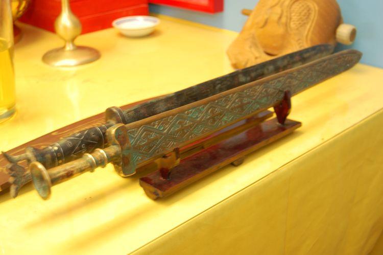 Daoist ceremonial Swords
