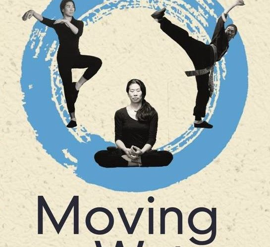 Moving as water book-cover